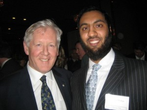 Bob Rae Speaks at Western Law on Foreign Policy
