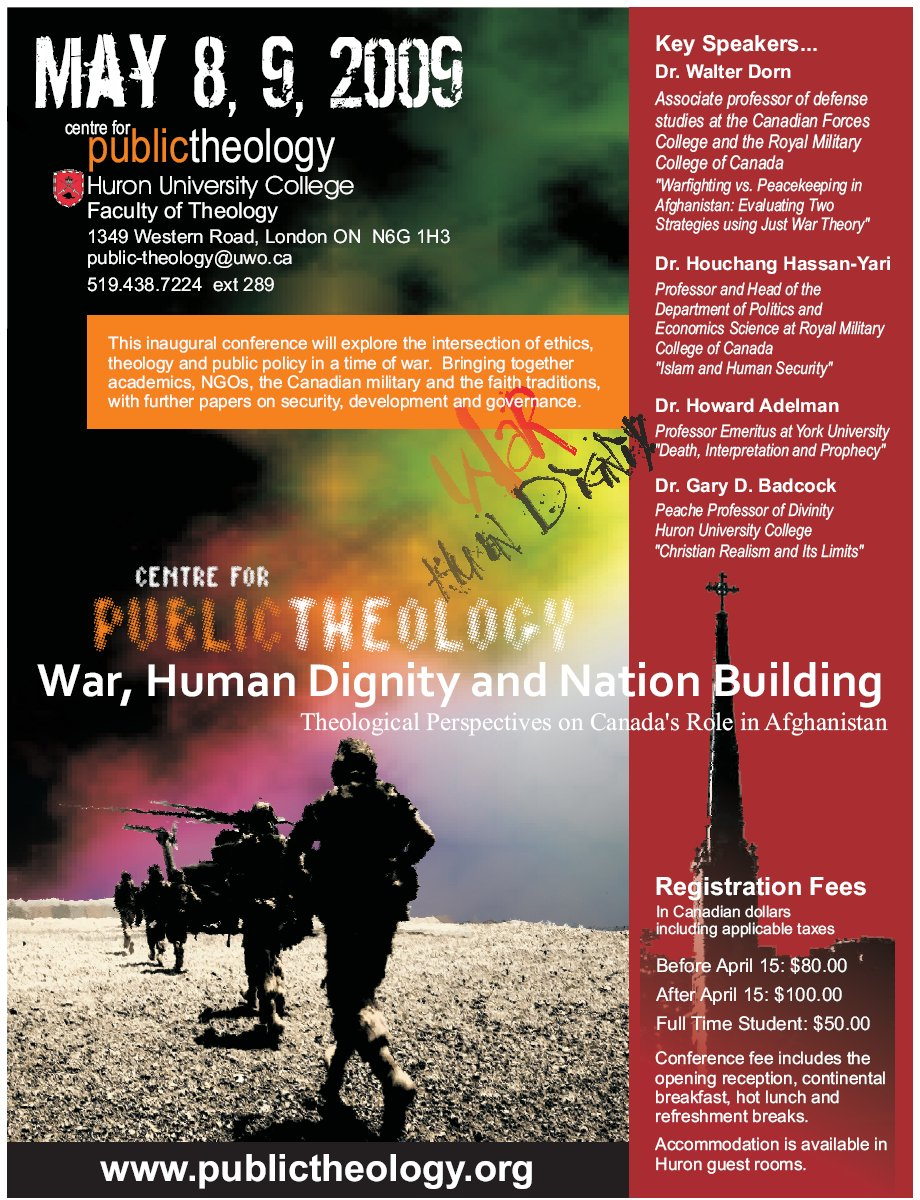War Human Dignity and Nation Building