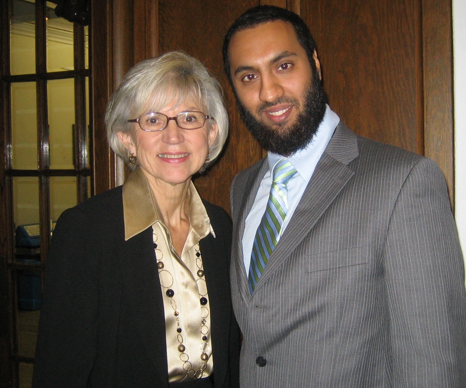 The Right Honourable Beverley McLachlin, P.C., Chief Justice of Canada