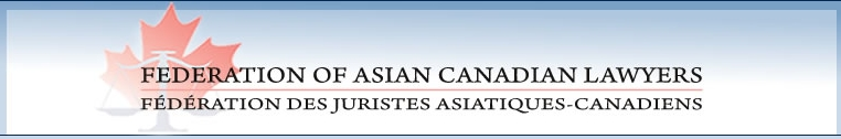 Federation of Asian Canadian Lawyers