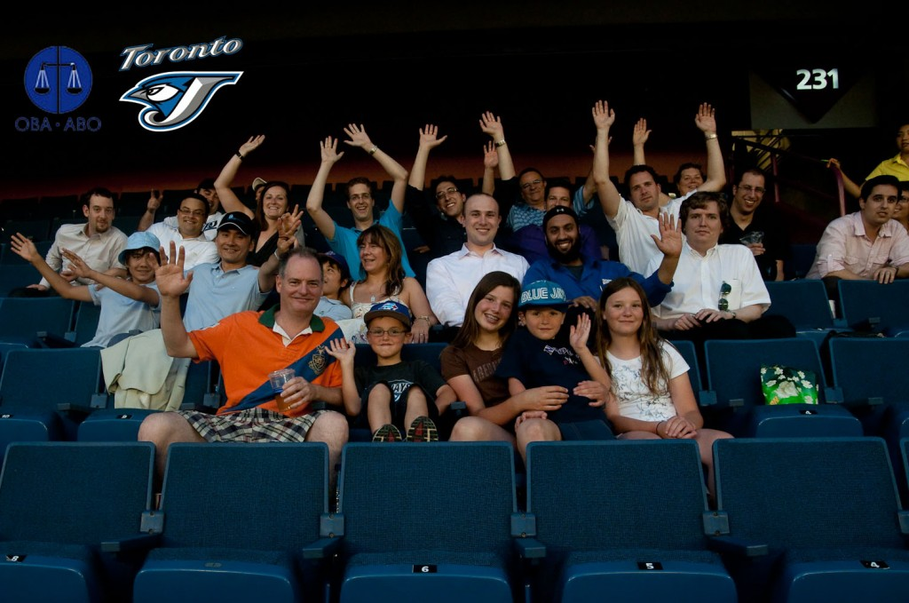 OBA YLD Central Blue Jays Game