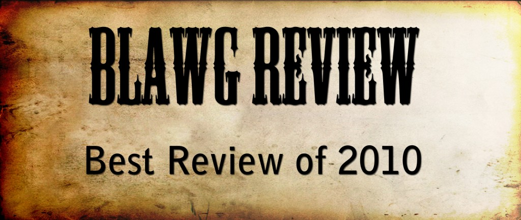 2010 Blawg Review of the Year