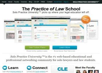 Solo Practice University: Savvy Solos