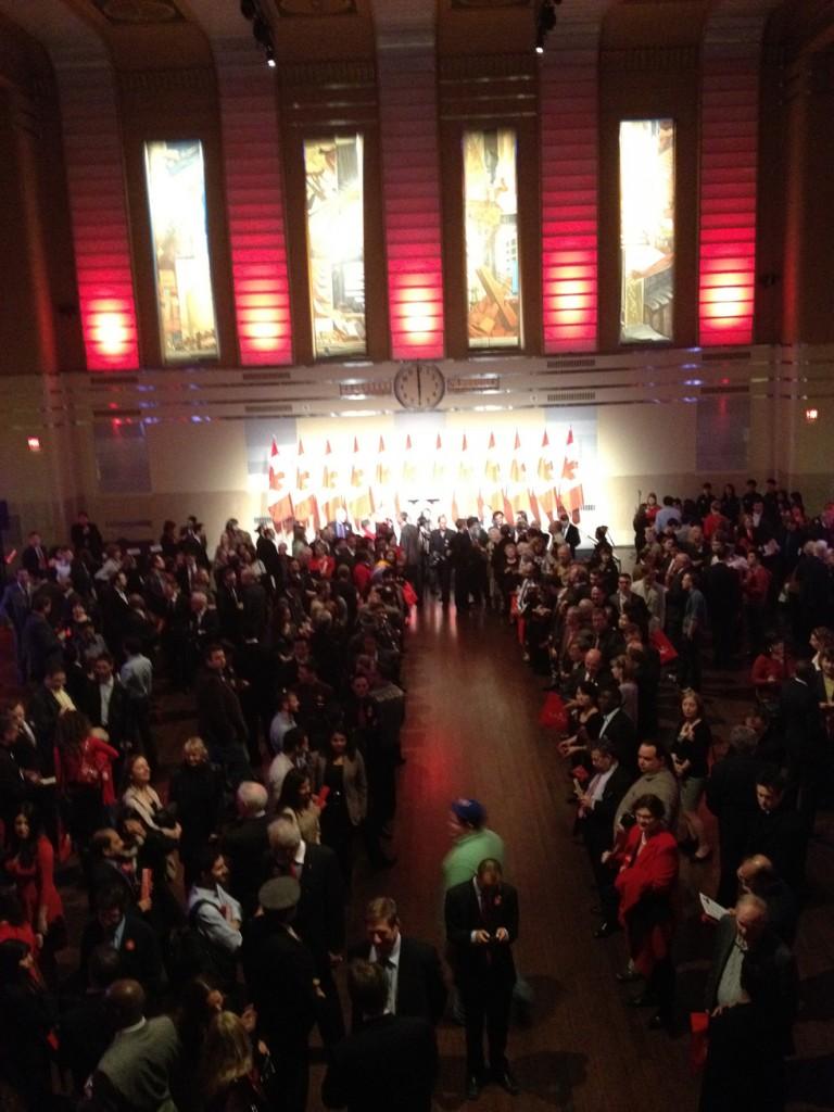 Liberals Celebrate Charter's Anniversary