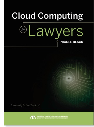 Review: Cloud Computing for Lawyers
