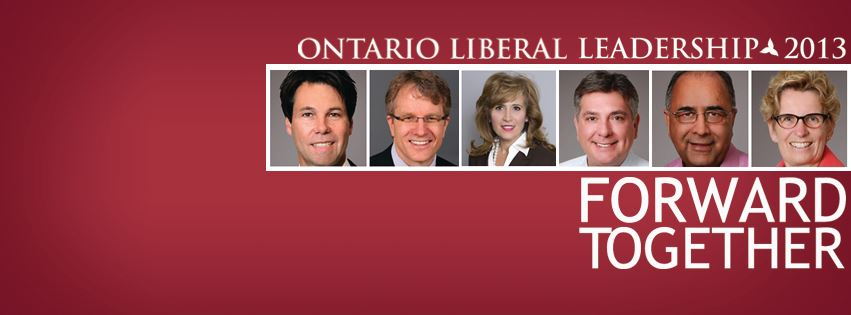 2013 Ontario Liberal Party Leadership