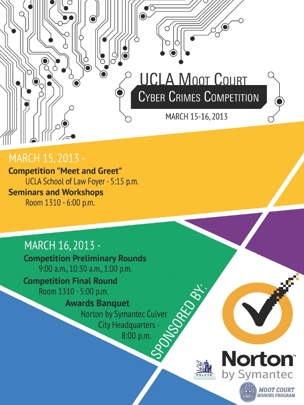 2013 UCLA Moot Court Cyber Crimes Competition
