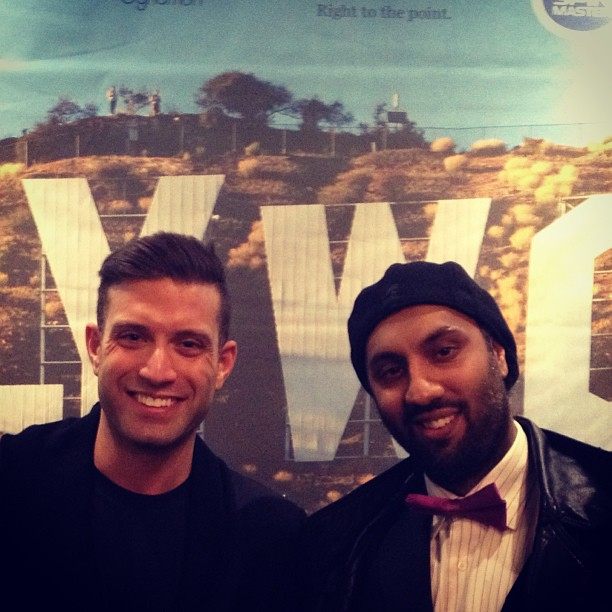 Omar Sharif Jr and Omar Ha-Redeye