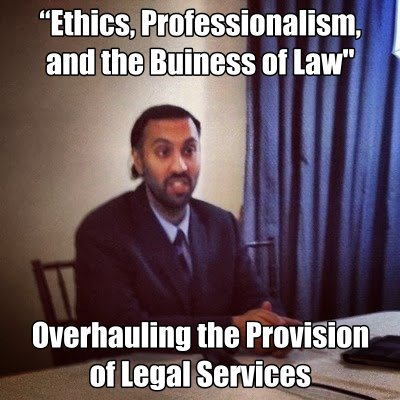 Overhauling Legal Services