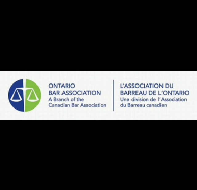 OBA Logo on Background
