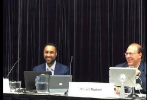Omar Ha-Redeye, Stuart Rudner 2
