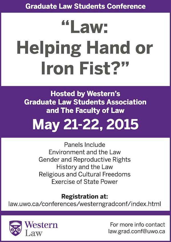 Interdisciplinary Graduate Student Conference