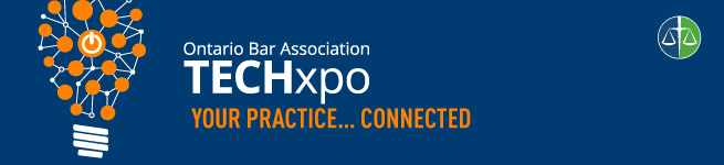 TECHXPO 2017: YOUR PRACTICE…CONNECTED
